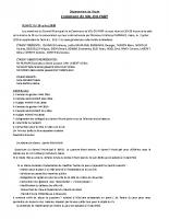 Compte-rendu Conseil Municipal 10 juillet 2020