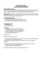 Compte-rendu Conseil Municipal du 1er juin 2021